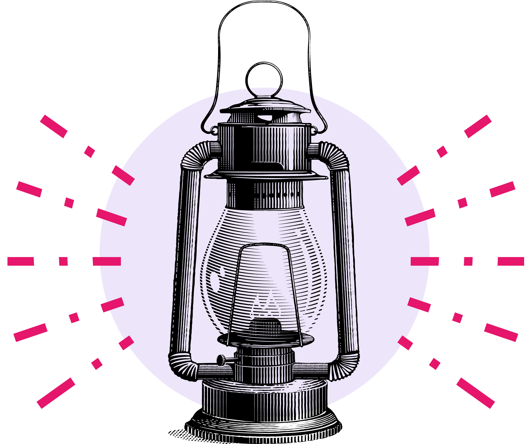 Mission and Values Lantern