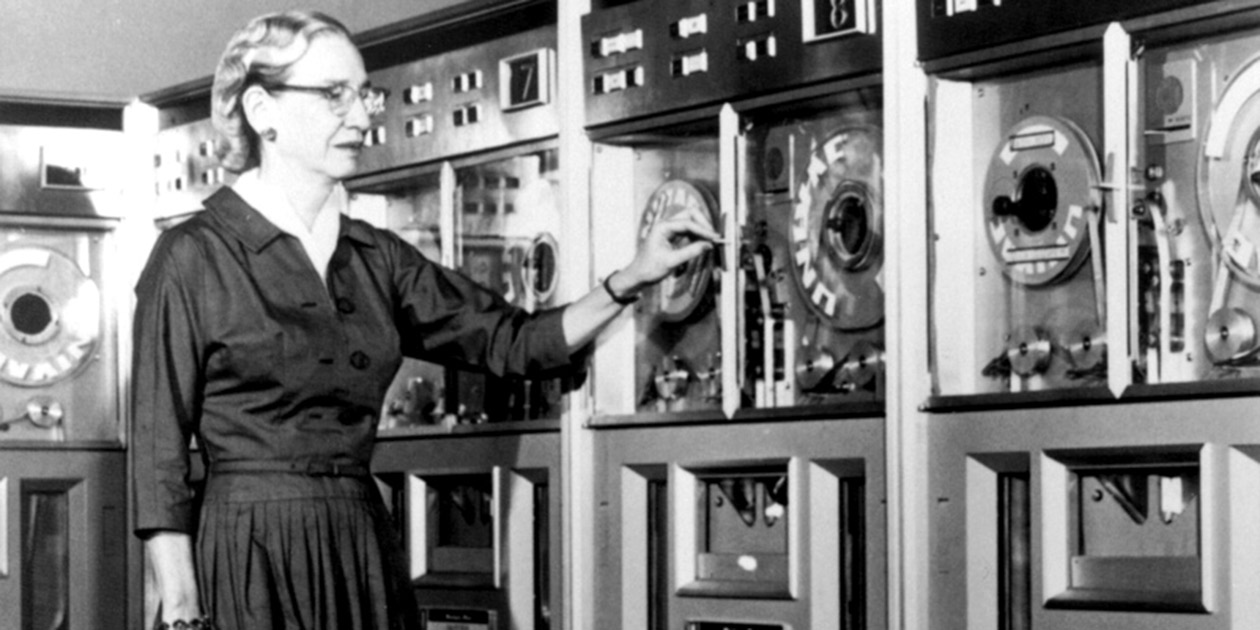 How Pioneer Grace Hopper Changed Computer Science