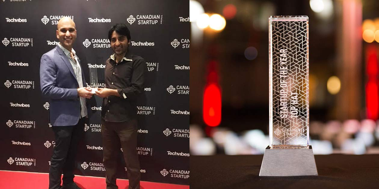 Top Hat Wins Canadian Startup of the Year