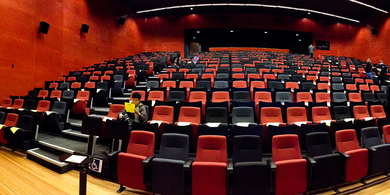 AUT Lecture Hall