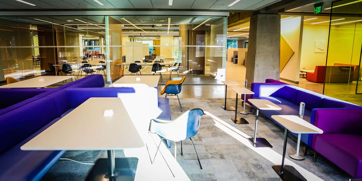 Moffitt Library Study Room