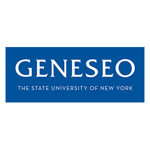 Geneseo, The State University of New York logo