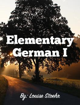 Elementary German One