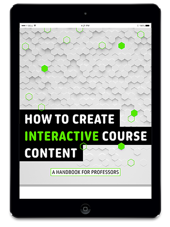How to Create Interactive Course Content