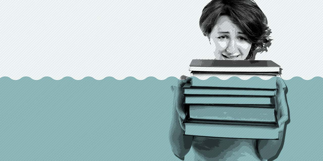 How the average cost of textbooks is increasing