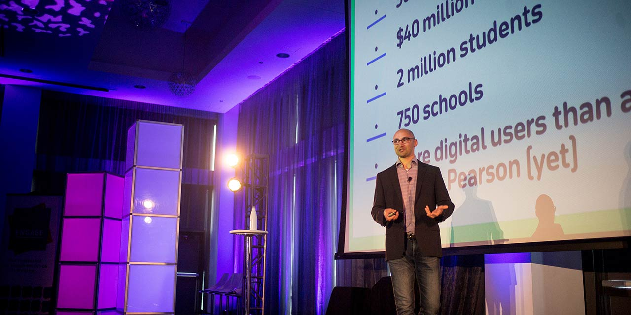 Engage 2017: Mike Silagadze