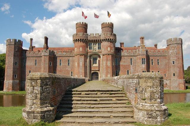 Innovative Educators: Herstmonceux Castle