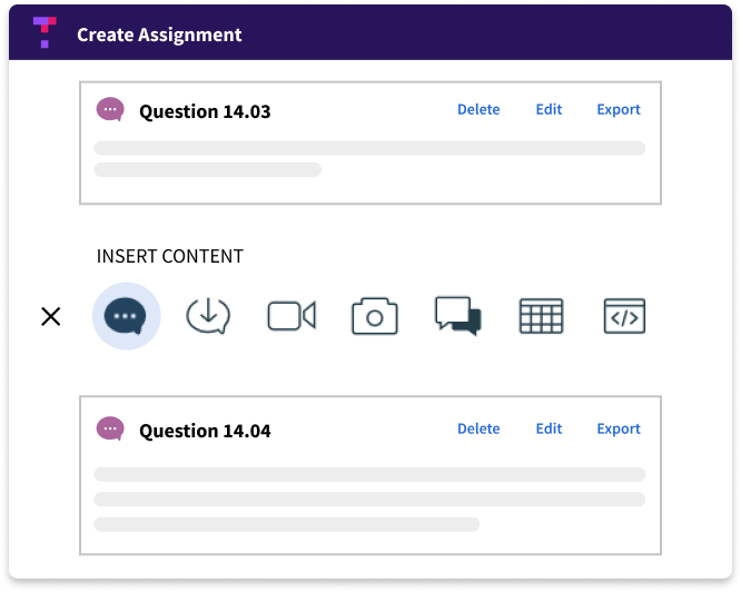 Attendace screen on the top hat application shown on desktop and mobile