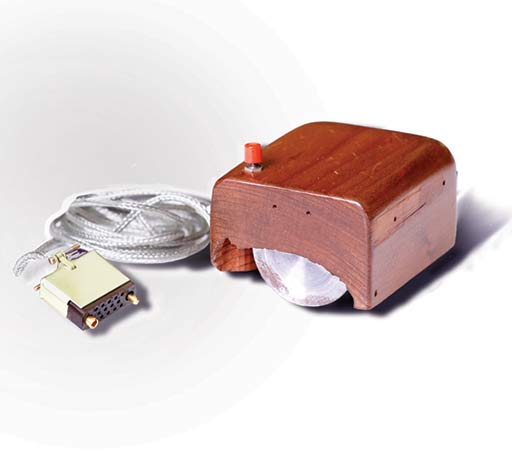 Douglas Engelbart's mouse—for teaching quotes