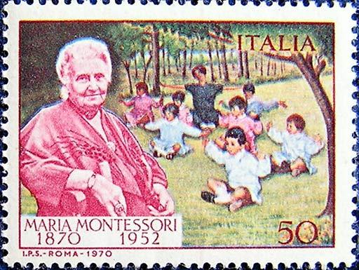 Maria Montessori—for teaching quotes.