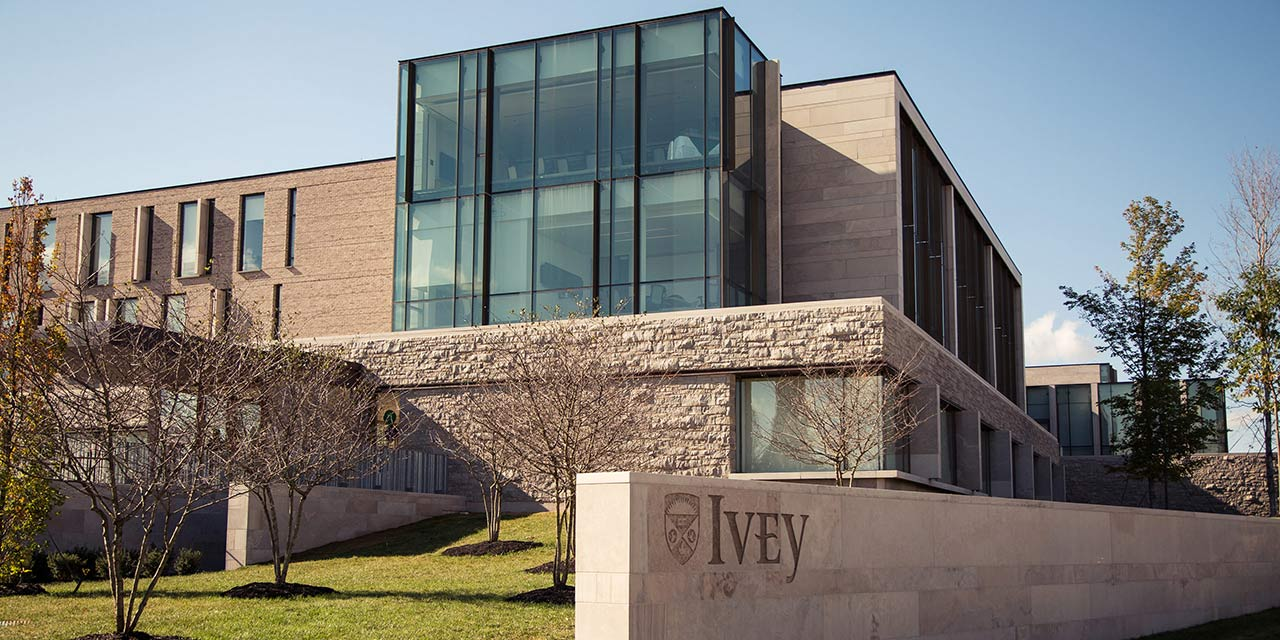 Ivey Business School: Technology in education and business schools