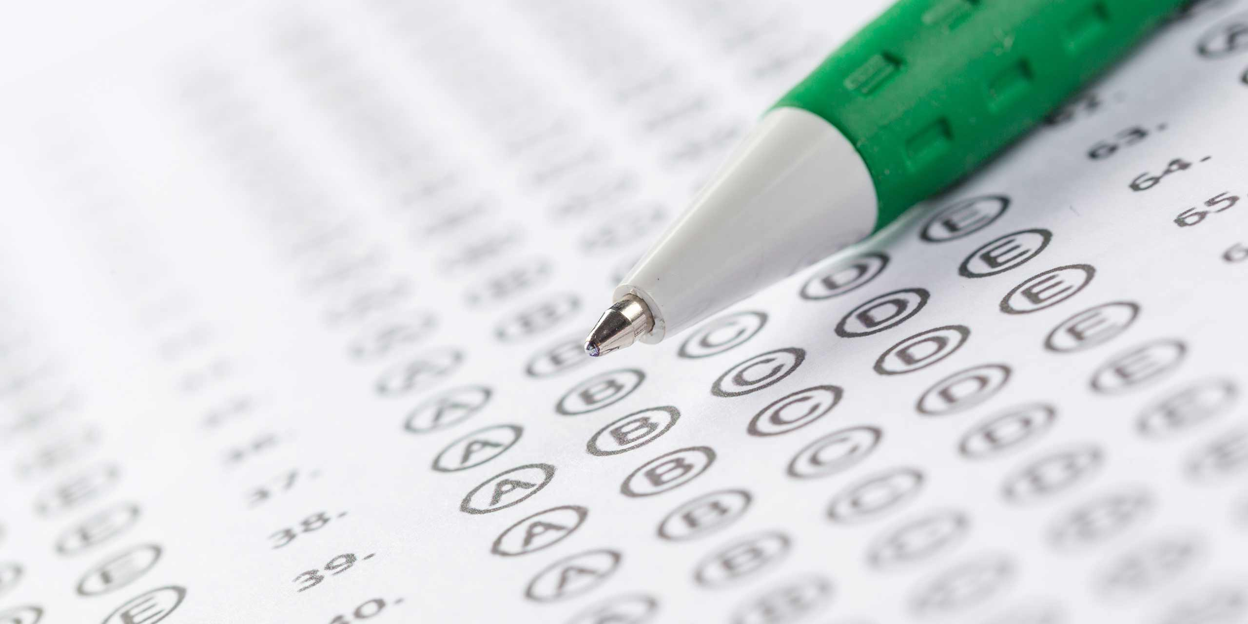 Multiple Choice Test Ideas For College Classrooms