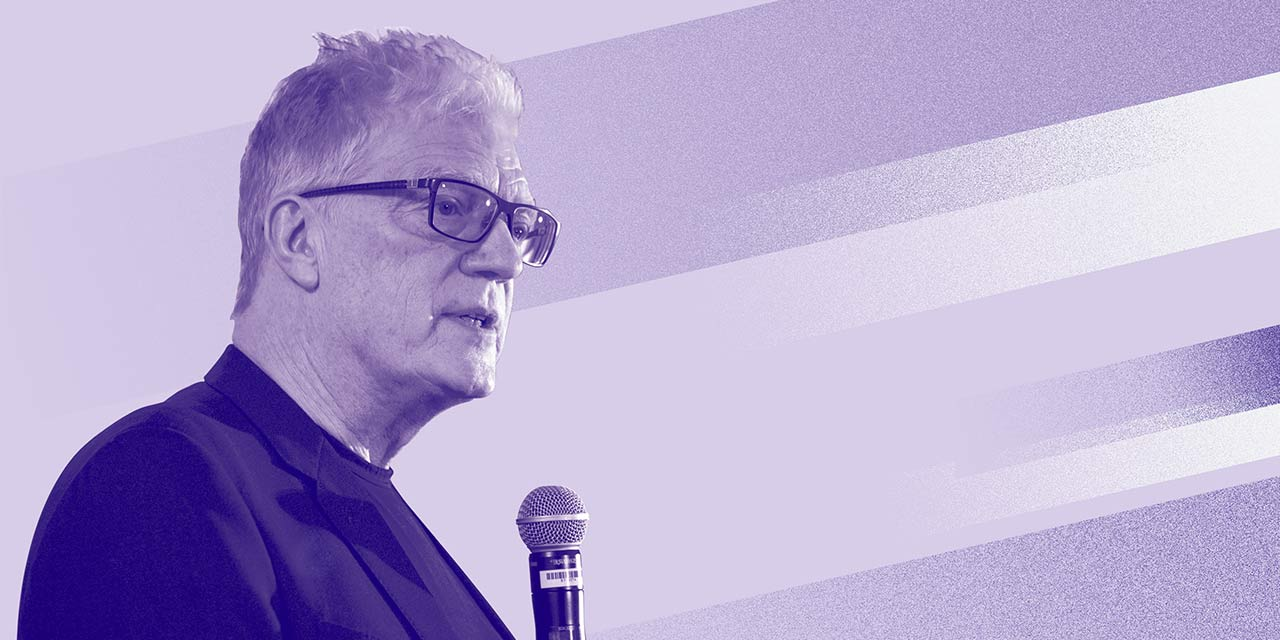 Sir Ken Robinson: From Special Ed To Academic Royalty
