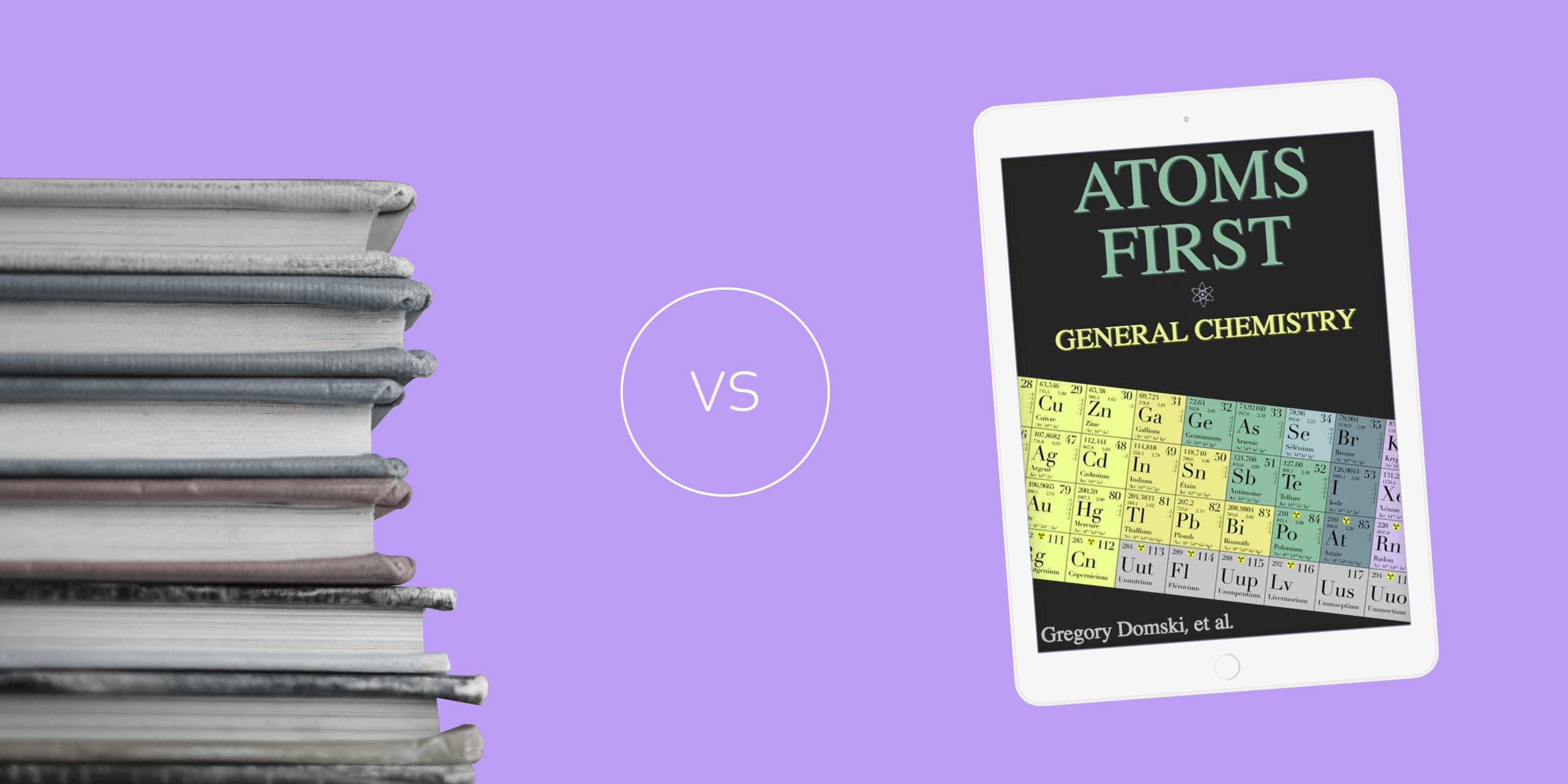 Atoms First General Chemistry Textbooks: Which Is The Best?