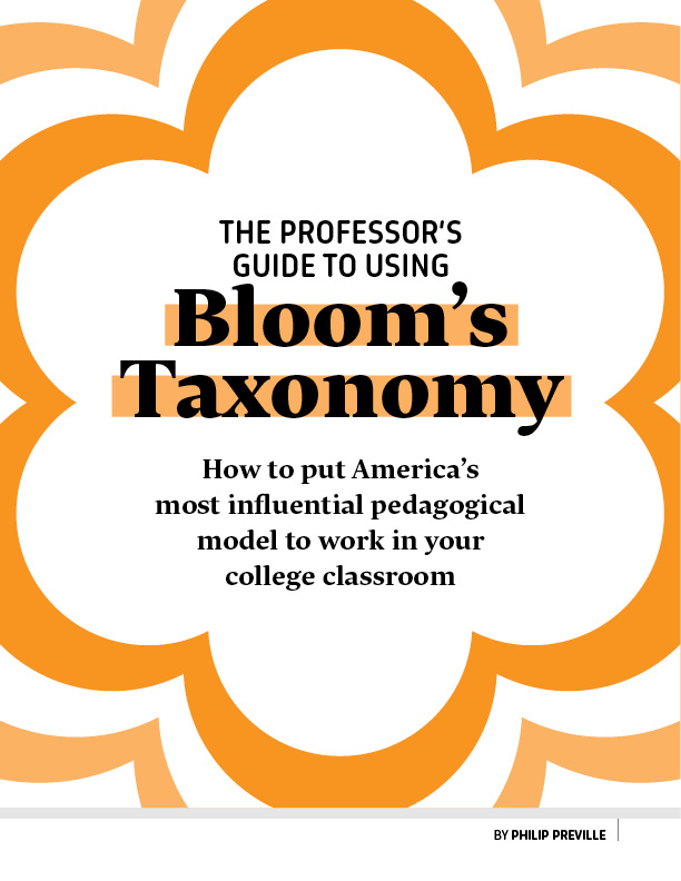 Bloom S Taxonomy The Ultimate Guide Top Hat