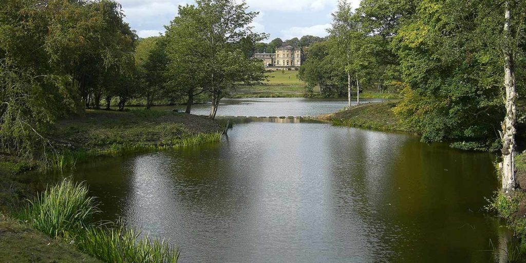 Bretton Hall and River Dearne