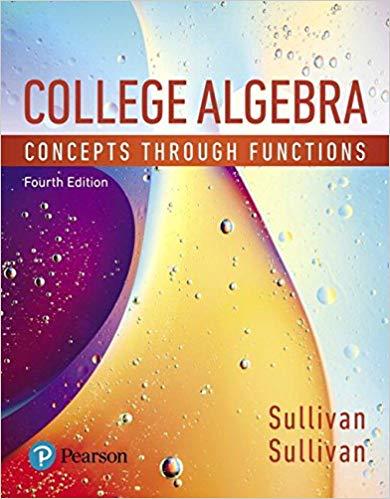 College Algebra | Pearson