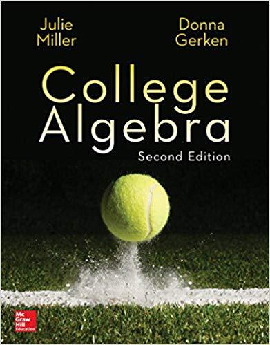 College Algebra | McGraw-Hill