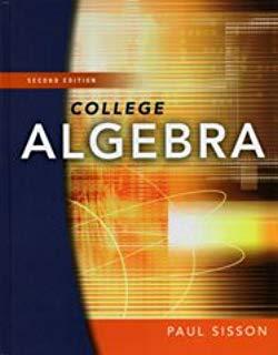 College Algebra | Hawkes Learning