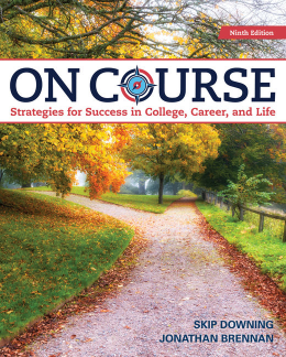 On Course: Strategies for Creating Success in College and in Life | Cengage