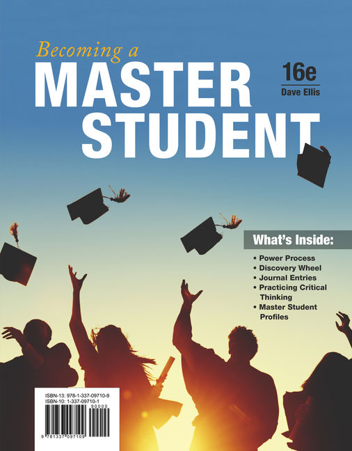Becoming a Master Student | Cengage