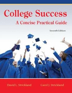 College Success: A Concise Practical Guide | Top Hat