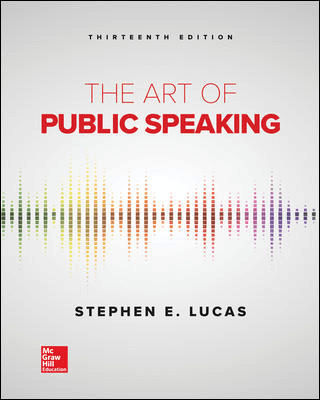 Public speaking textbook