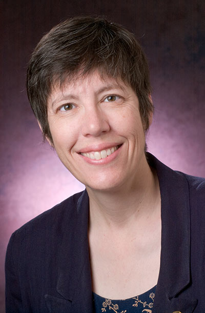 Professor Katherine Jellison. Photograph: Ohio University