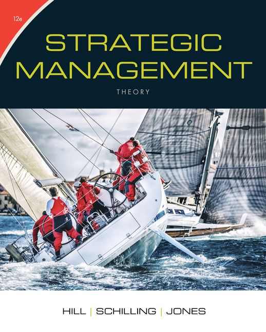 strategic management: theory & cases: an integrated approach
