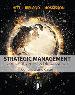 strategic management: concepts, competitiveness & globalization