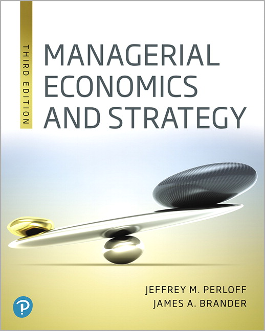 Managerial Economics & Strategy
