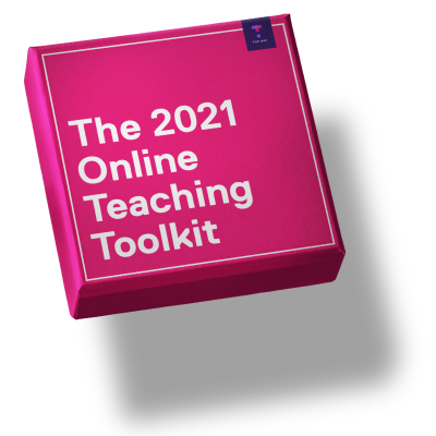 Online teaching toolkit image