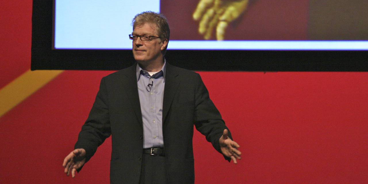 The Possibilities of An Agile Classroom: Sir Ken Robinson