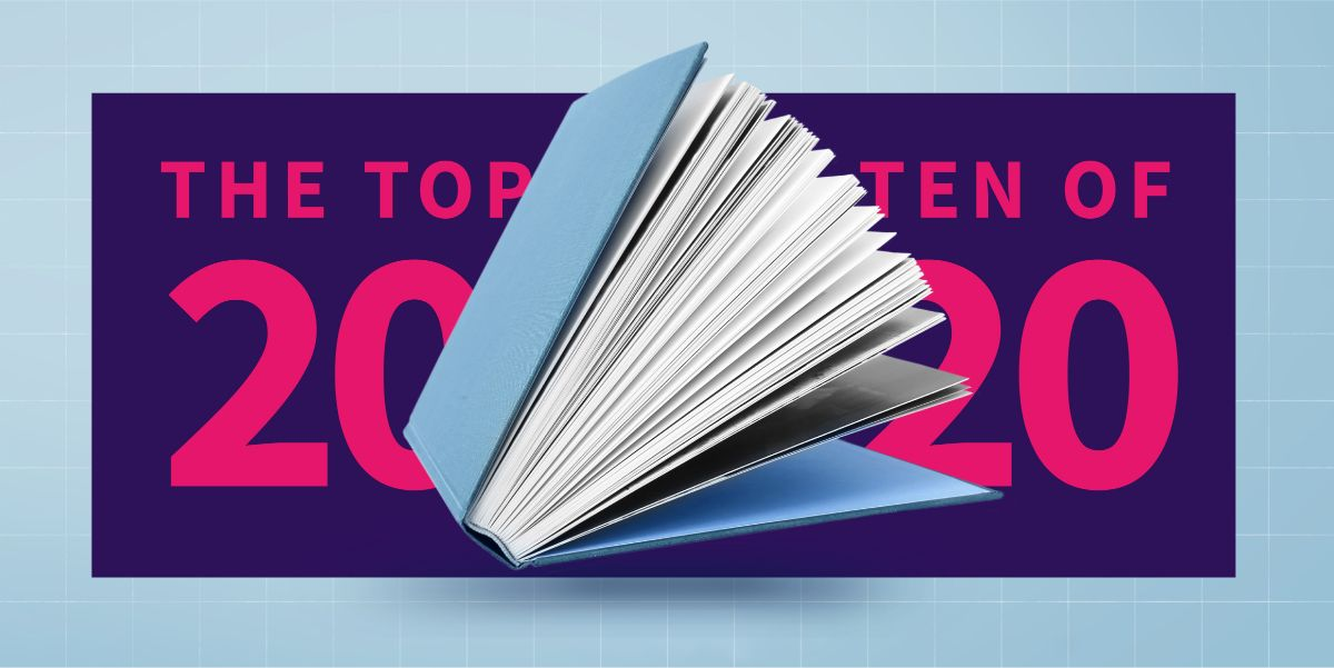 10 Essential Higher Ed Books for 2021