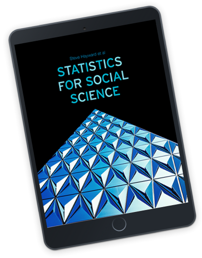 Top Hat Statistics for Social Science Textbook | Top Hat