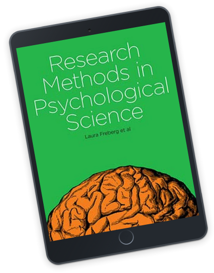 Top Hat Research Methods Textbook | Top Hat