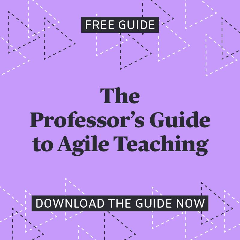 Top Hat's Agile Teaching