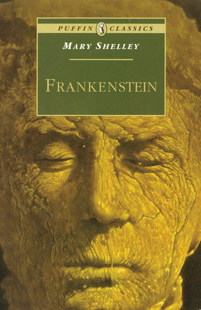 Cover of the book Frankenstein by Mary Shelley
